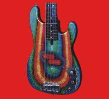 Kirk Powers - Custom Alleva Coppolo kbp5 Bass Baby Tee