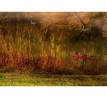 Dreams Along the East Branch Photographic Print