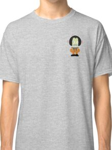 Flat Cartoon Jeb Kerman Classic T-Shirt