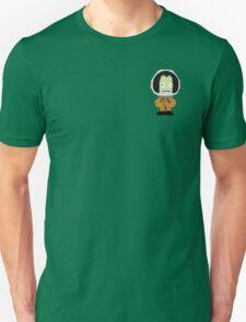 Flat Cartoon Jeb Kerman Unisex T-Shirt