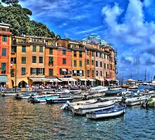 Portofino  by oreundici