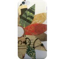 Paper Flowers D iPhone Case/Skin