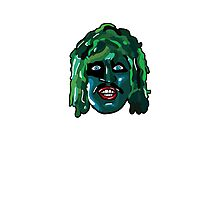 The Mighty Boosh- Old Gregg Photographic Print