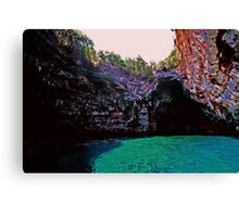 Lake of the Nymphs Canvas Print