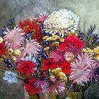 Tower Flowers by Cameron Hampton