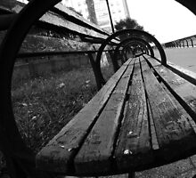 Have a seat b&w by Daniel88