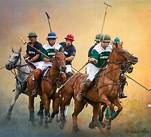 Polo: Quechee vs. Stone Pony by isabelleann