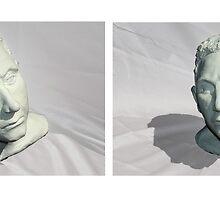 Benjamin Linus Bust by mmcneice