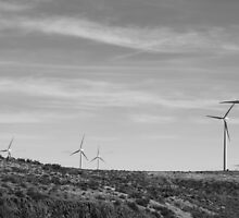 Wind Turbines by Victor9110