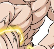 fullmetal alchemist alex louis armstrong anime manga shirt Sticker