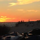 Ningaloo Sunset - Warroora Station, WA, Australia by cookieshotz