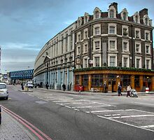 Southwark Tavern: Southwark Street, London. UK by DonDavisUK