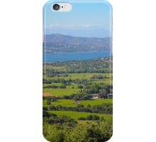 Saint Tropez Bay - The French Riviera iPhone Case/Skin