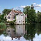 Scotney Castle by hootonles