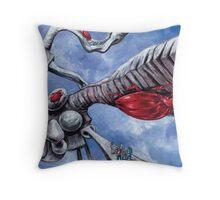 Travelers Throw Pillow