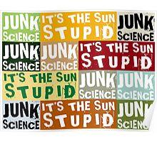 It's The Sun, Stupid Poster