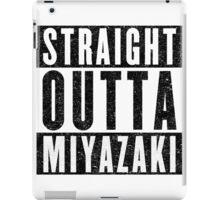 Miyazaki Represent! iPad Case/Skin