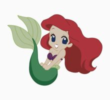 Cutie Ariel by erinaugusta