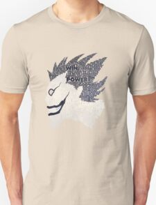 Death Note - Ryuk - Typography  T-Shirt