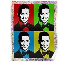 Carlton in Color Poster
