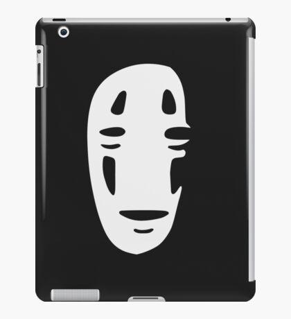 No Face - Shadow Large iPad Case/Skin