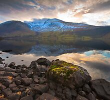 Winter at Wastwater by Shaun Whiteman