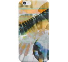 Old Piano Blues iPhone Case/Skin