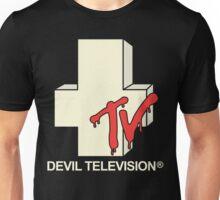 Devil Television Unisex T-Shirt
