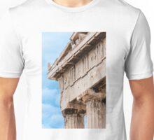 Parthenon pediment Unisex T-Shirt