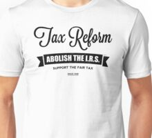 Abolish The I.R.S. Unisex T-Shirt