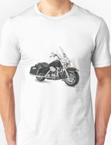 Harley-Davidson Style Bike Unisex T-Shirt