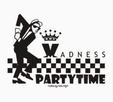 MADNESS PARTYTIME by Hendrie Schipper