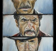 The good, the bad and the ugly. by Wayne Dowsent