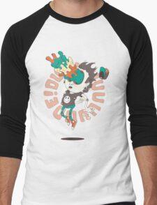 Acid Eyes Men's Baseball ¾ T-Shirt