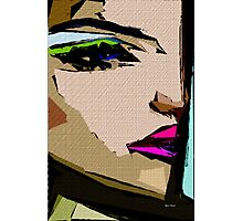 Female Expressions 711 Photographic Print