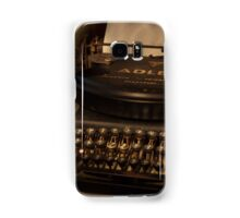 Typed nostalgia Samsung Galaxy Case/Skin