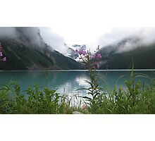 Lake Louise in the Fall. Photographic Print