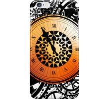 Persona Q Clock iPhone Case/Skin