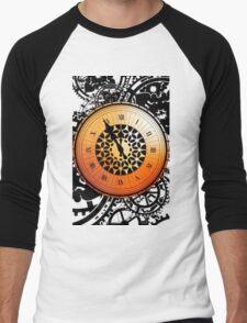 Persona Q Clock Men's Baseball ¾ T-Shirt