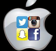 Apple fanboy/fangirl design by Brandon Valdivia