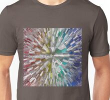Rainbow Burst Unisex T-Shirt