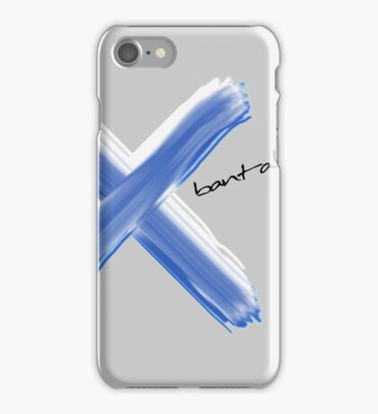 'X' iPhone Case/Skin
