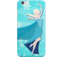 Alone But Free iPhone Case/Skin