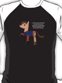 Nathan pony fillion T-Shirt