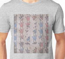 Hands Across Your Face Unisex T-Shirt
