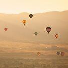 Albuquerque Hot Air Balloon Fiesta by doorfrontphotos