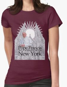 Pope Francis New York Visit 2015 T-Shirt