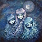 Sisters of the Moon by brettisagirl