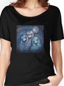 Sisters of the Moon Women's Relaxed Fit T-Shirt