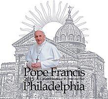 Pope Francis Philadelphia Visit 2015 by Garaga